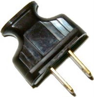 PL-9545 Bakelite Plug - Brown