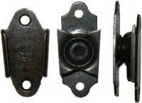 AD-2711 Mirror Mounting Brackets - Antiqued