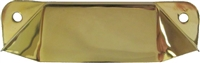 B-1388 Kitchen Cabinet Pull - Brass