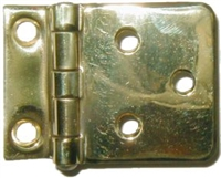B-1559 SELLERS Offset Hinge - Brass