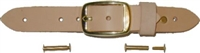 L-4623 Trunk Buckle Assembly - NATURAL