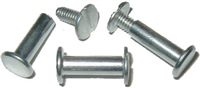 M-3755 Screw Post - Aluminum - 5/8""