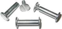 M-3756 Screw Post - Aluminum - 3/4""