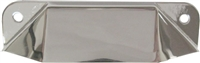 N-1388 Kitchen Cabinet Pull - Nickel Plated