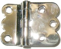 N-1526 NAPANEE Offset Cabinet Hinge - Nickel Plated