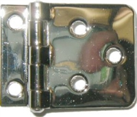 N-1559 SELLERS Offset Hinge  - Nickel Plated