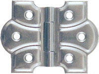 N-1766 Loose Pin Cabinet Hinge - Nickel