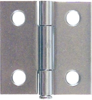 N-1768 Loose Pin Cabinet Hinge - Nickel