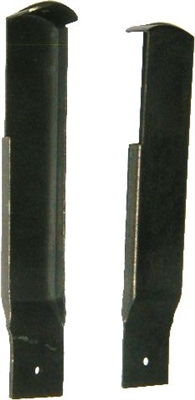 S-2797 Globe-Wernicke Step Back Shelf End Caps