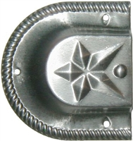 S-4320 Cap Style Trunk Handle Loop - Star
