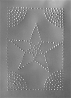 T-2201 Pie Safe Tin - STAR