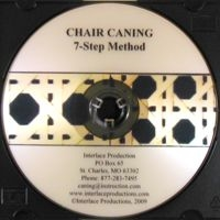 V-0011 Chair Caning DVD