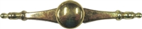VH-19704 Early American Style Knob with Backplate