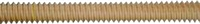 W1-6646 Threaded Dowel Rod - 3/4""