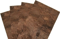 W2-5598 Sequence Matched WALNUT BURL Veneer