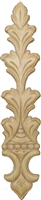 W3-5737 Decorative Ornament - OAK