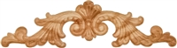 W3-5742 Pressed OAK Ornament - Flourish