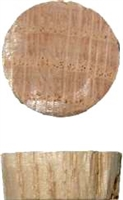 W3-6515 Screw Hole Plugs - OAK - 5/8""