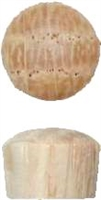 W3-6523 Screw Hole Plugs - OAK - 3/8""